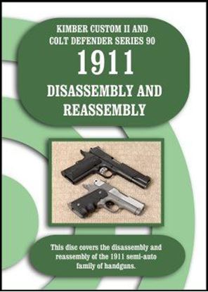 1911 Disassembly and Reassembly (DVD)