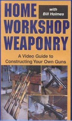 Home Workshop Weaponry (Video)