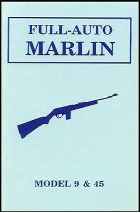 Full Auto Marlin Camp Rifle Modification