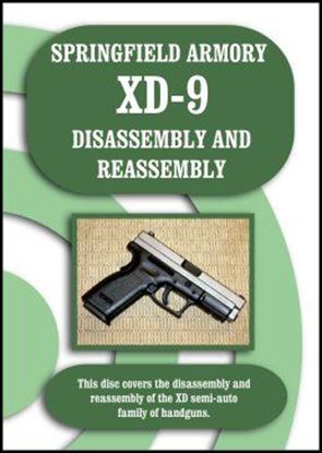 Springfield Armory XD-9 Disassembly and Reassembly (DVD)
