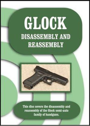 Glock Disassembly and Reassembly (DVD)