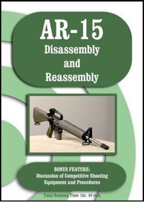 AR-15 Disassembly and Reassembly (DVD)
