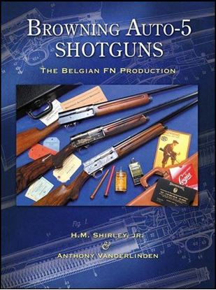 Browning Auto-5 Shotguns, The Belgian FN Production Revised Edition