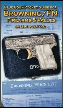 Blue Book Pocket Guide For Browning FN Firearms & Values