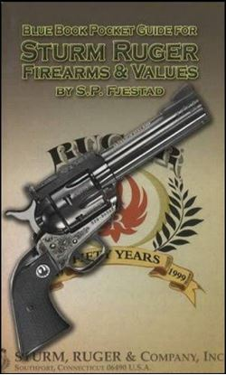 Blue Book Pocket Guide for Sturm Ruger Firearms & Values