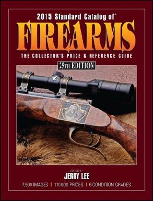 Standard Catalog of Firearms 2014 (24th Edition)