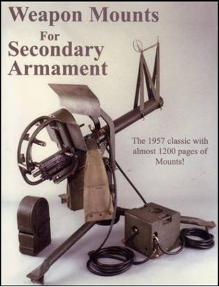 Weapon Mounts for Secondary Armament