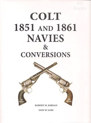 Picture of Colt 1851 And 1861 Navies & Conversions